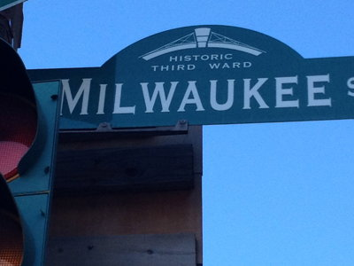 Milwaukee St. changes Image