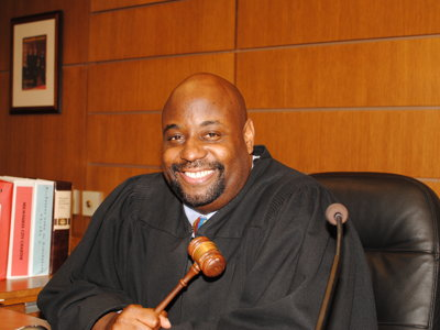 Judge Derek Mosley