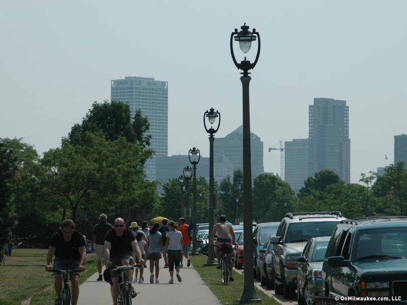 Milwaukee's lakefront and Downtown are just two of many reasons to move here.