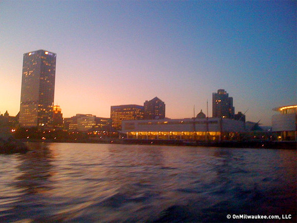 Seeing Milwaukee by boat offers a new perspective on the city.