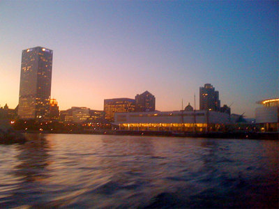 Milwaukee by boat Image