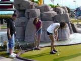Miniature golf guide Image