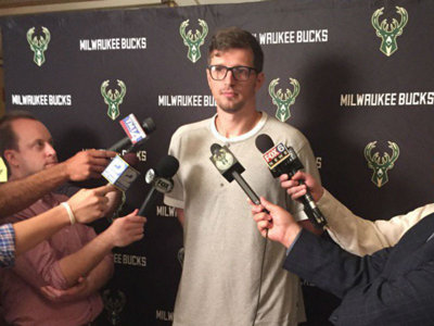 Mirza Teletovic talks Kidd, Parker's LeBron-ness and why he likes Milwaukee