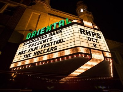 Behind Milwaukee Film's big move to the Oriental Theatre