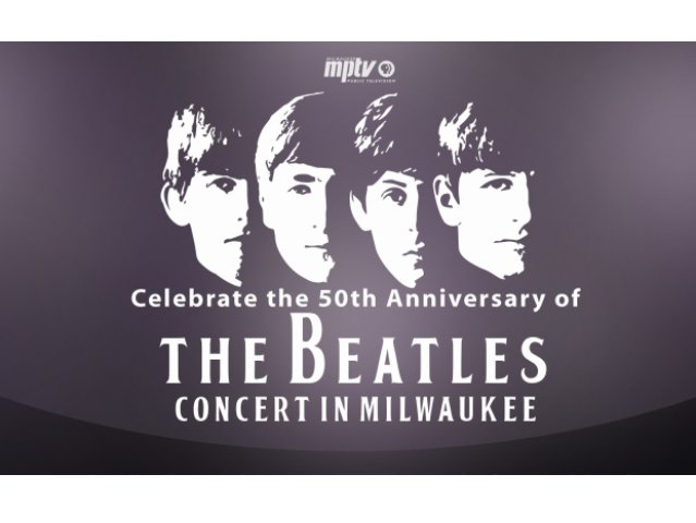The Beatles played in Milwaukee one time, on Sept. 4, 1964.