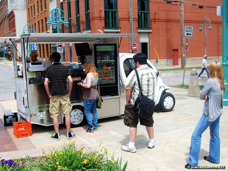 Food Truck Milwaukee May