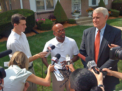 Or Willie Hines, pictured here with Mayor Barrett?