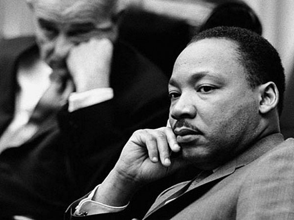 Martin Luther King, Jr. visited Milwaukee at least two times.