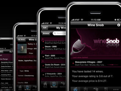 Uncorked: Mobile wine apps -- Yay or nay?