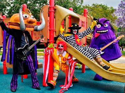 Satisfy your fast food and metal cravings with Mac Sabbath, Mockstrosity Tour