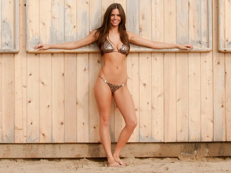 Apologise, but, Erinn lobdell bikini return theme