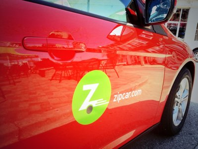More Zipcars
