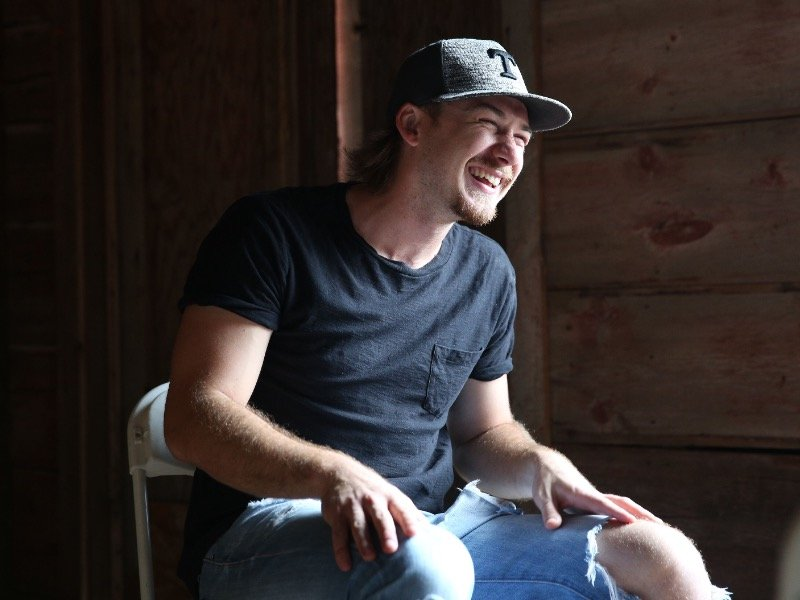 Morgan Wallen talks his fast rise to country fame and his
