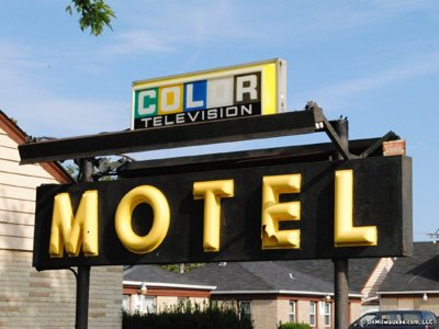 Motels that time forgot