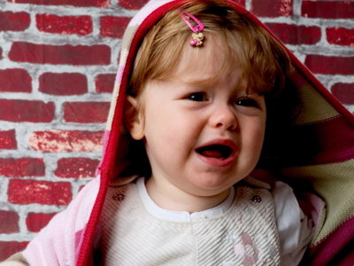 Six strategies to deal with tantrums