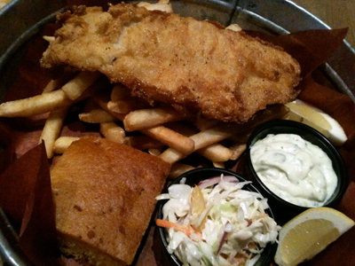 Motor's daily fish fry shifts into overdrive on Fridays