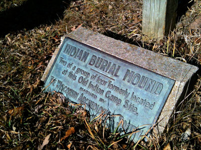Wisconsin burial mounds