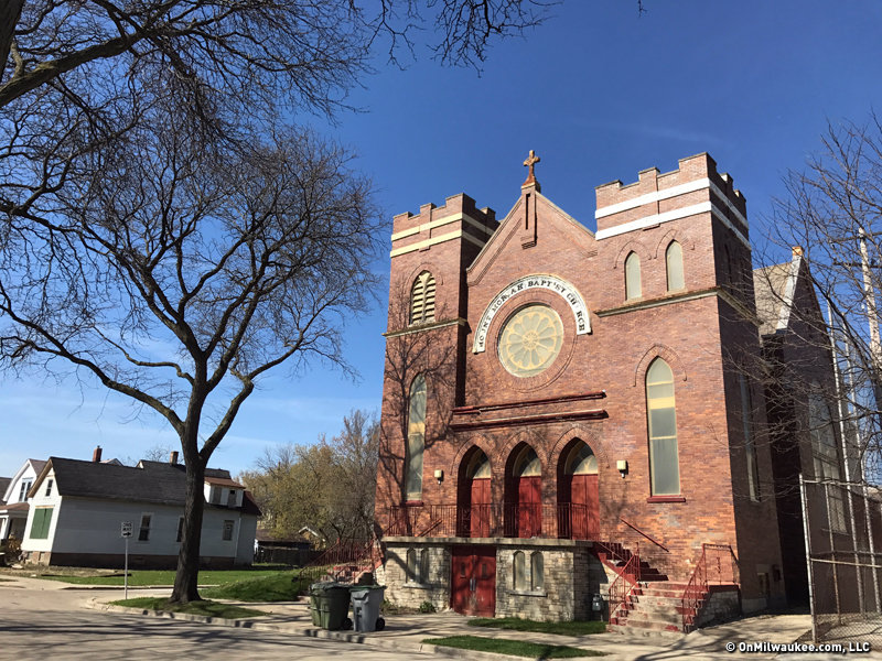 Urban Spelunking: Mount Moriah Missionary Baptist Church - OnMilwaukee