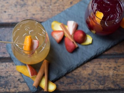 Do this: Make your own sangria at Movida's Sangria Lab