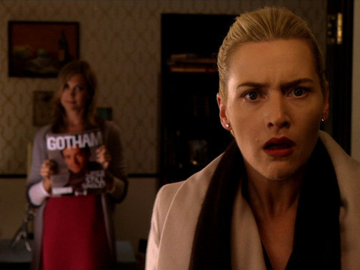 "Kate Winslet somehow stars in ""Movie 43."""