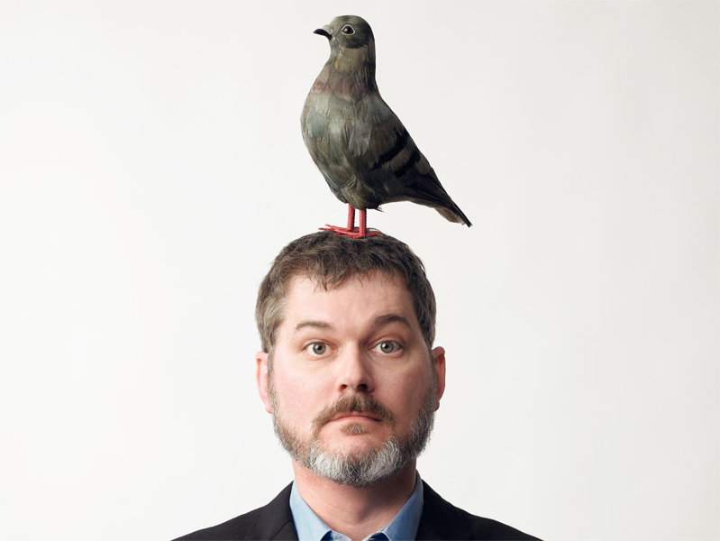 Episode 9: Where do you get your ideas? With Mo Willems