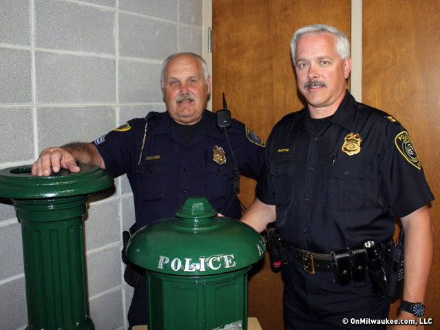Milwaukee Police Historical Society Preserves The Finest S