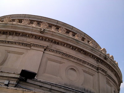 Central Library dome Image