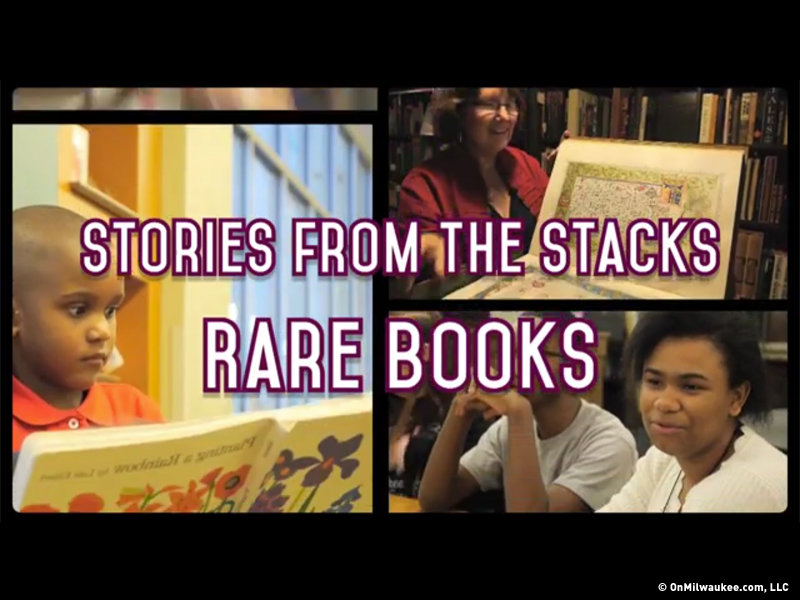 "MPL's new video series shares ""Stories from the Stacks."""
