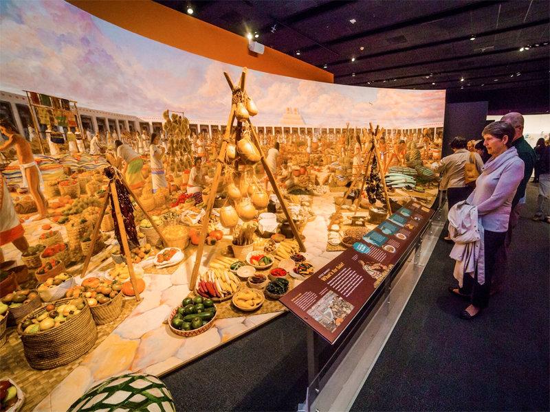 Milwaukee Public Museum explores food