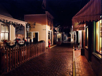 Old streets come alive Image