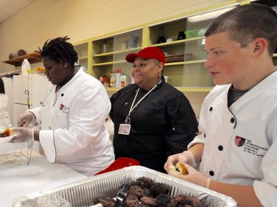 MPS culinary program