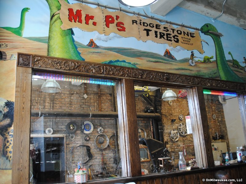 Mr P S Offers Tires And Art Onmilwaukee