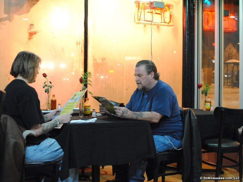 Webo's opened last week and business was decent on a recent weeknight.