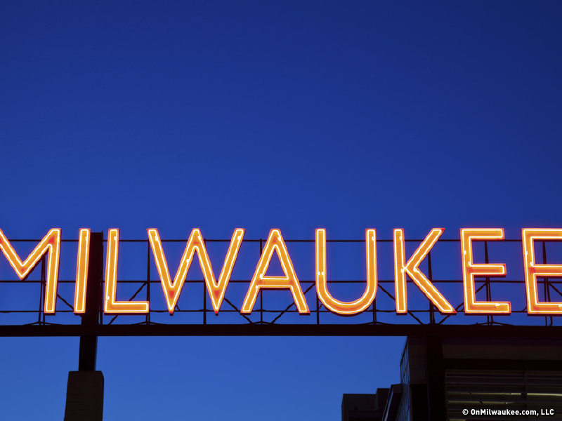 "Milwaukee, a top ten ""cool"" city."