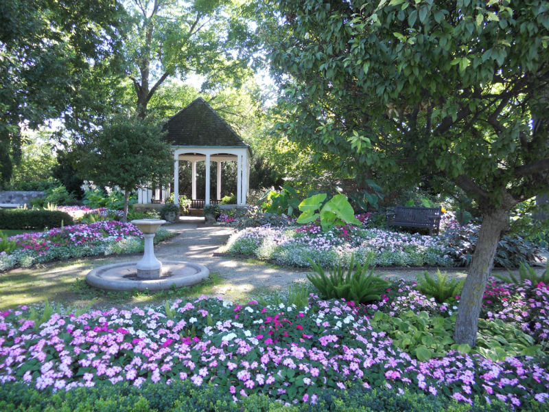 Mso And Macc Fund Team Up For Boerner Botanical Gardens Concert