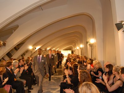 MSO fall fashion gala adds a bold dash of style