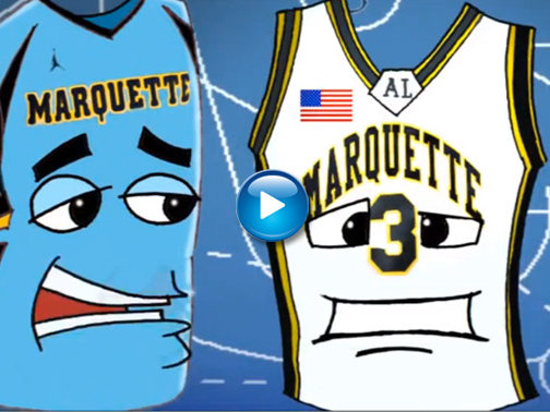 What's your favorite Marquette jersey?