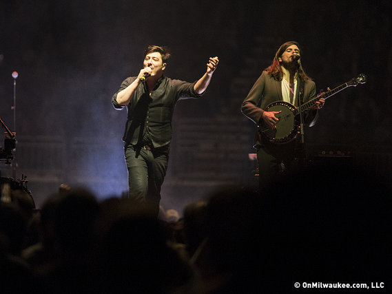 8 reasons you shouldn't have missed Mumford & Sons at Fiserv