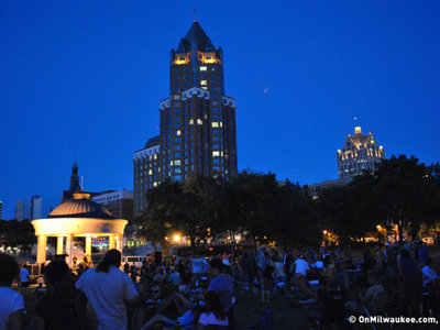 Free summer music series guide Image