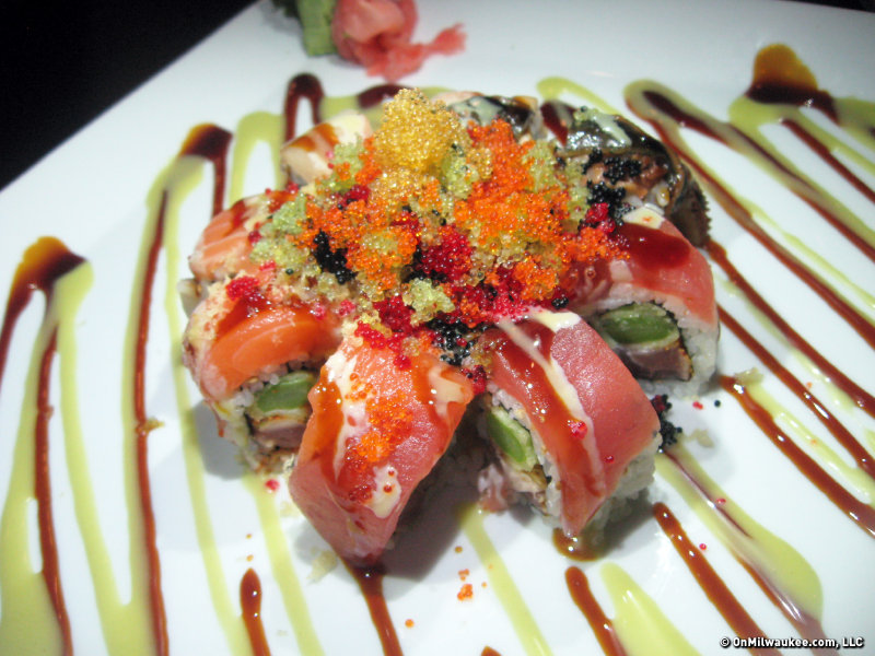 Dining the jury is still out on nana for Asian fusion cuisine and sushi bar