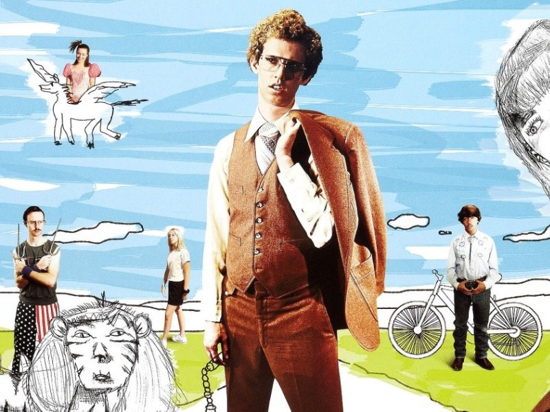 Napoleon dynamite movie full