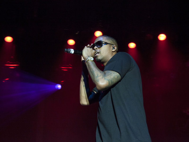 Nas rocked Summerfest on the 20th anniversary of his debut album's release.