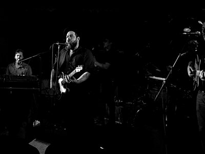 Nathaniel Rateliff and company deliver a soulful song sermon at Club Garibaldi