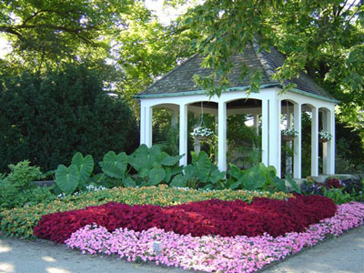 Public Gardens get their day in the sun on May 8