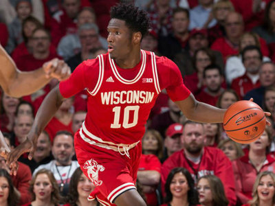Here's what one NBA executive thinks about Badgers forward Nigel Hayes