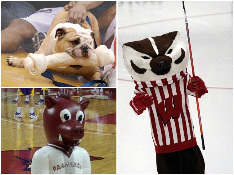 Predicting the perfect March Madness first round (using mascots ... 56bc3be65