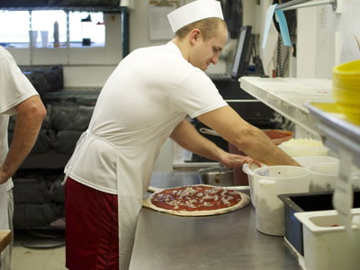 Ned's Pizza shares recipe for success