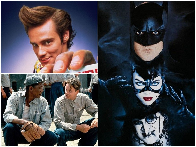 last call for batman shawshank ace ventura and more on netflix in april onmilwaukee. Black Bedroom Furniture Sets. Home Design Ideas