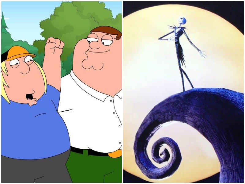 get to watching family guy and the nightmare before christmas while you can - Is Nightmare Before Christmas On Netflix