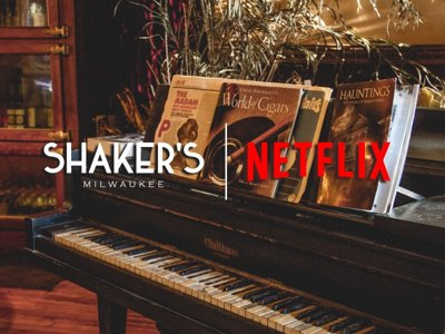 Netflix to stay the night at Shaker's for new travel show